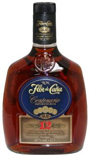 Flor de Cana Rum 12 Year 750ml